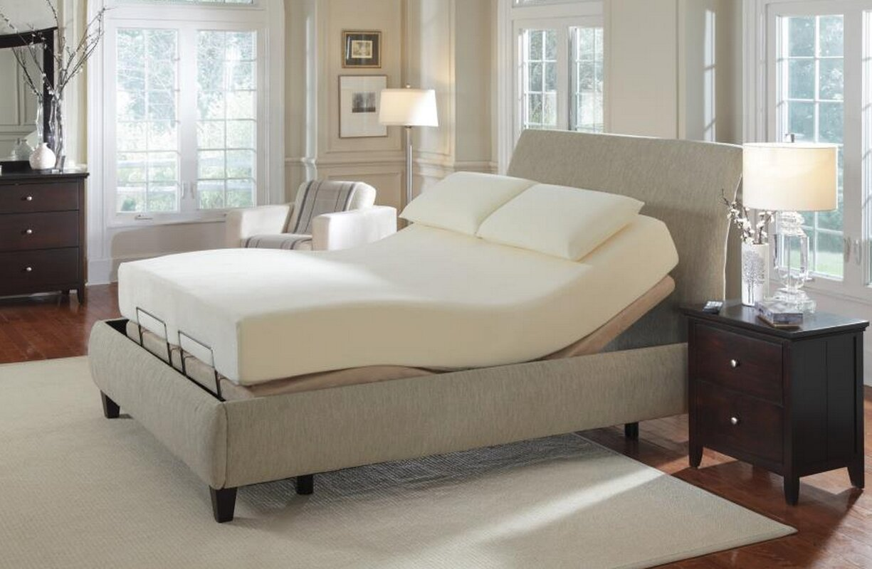 Burning Adjustable Bed Base