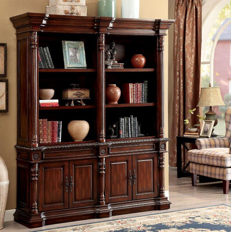 Rivero Standard Bookcase