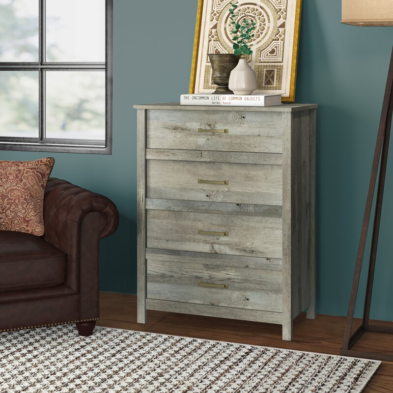 Ringgold 4 Drawer Chest