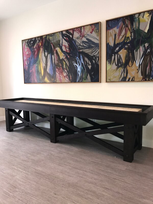 McCormick Shuffleboard Table