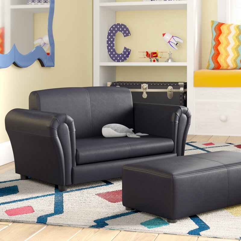 Lach Kids Chair and Ottoman
