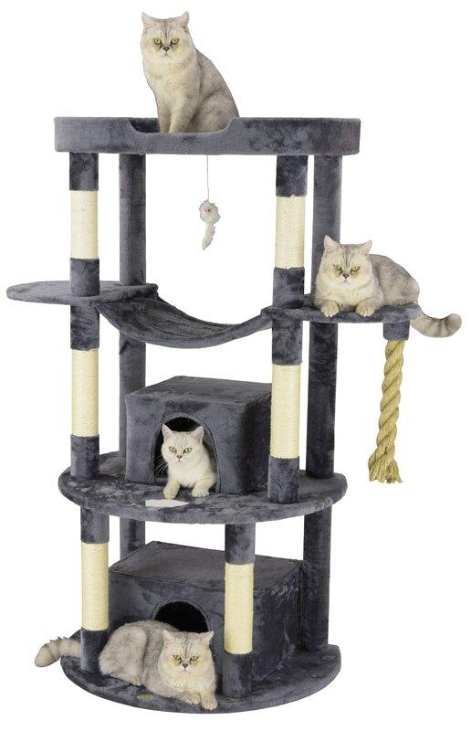 "60"" Jungle Rope Cat Tree"
