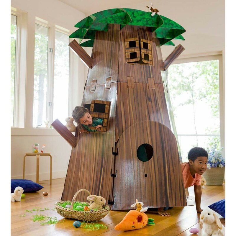 Big Tree Fort Play House