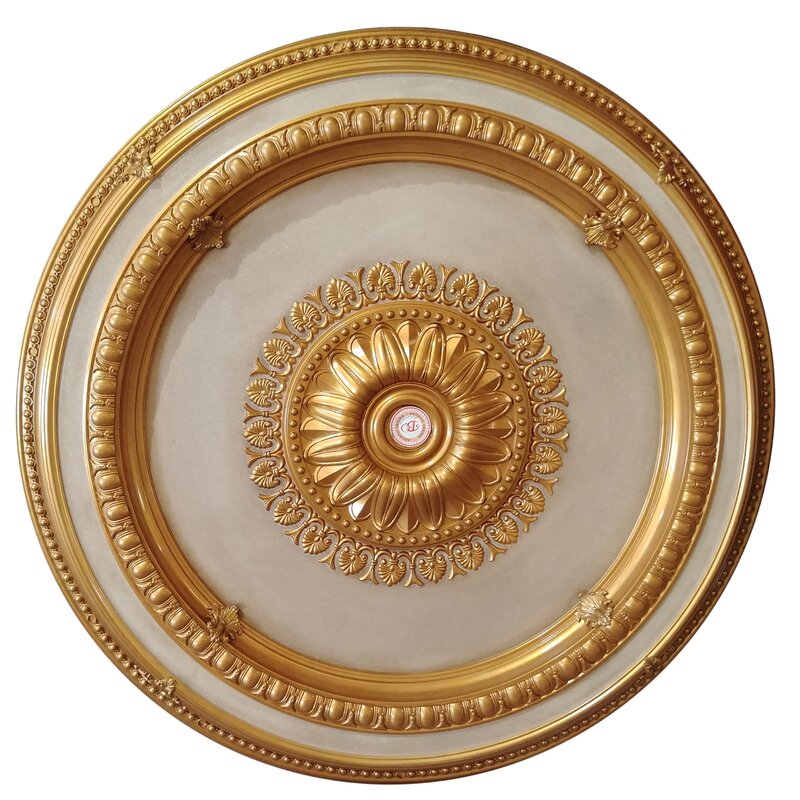 Round Ceiling Medallion