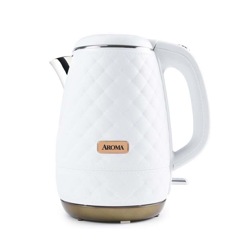 1.2 Qt. Professional Surgical Grade Stainless Steel Electric Tea Kettle