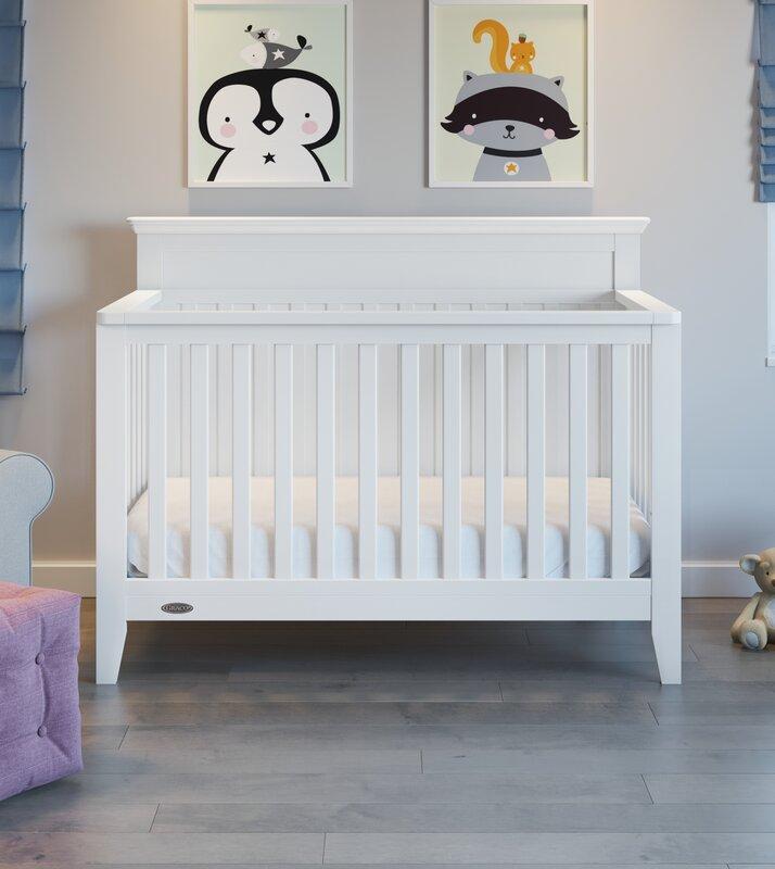 Georgia 4-in-1 Convertible Crib