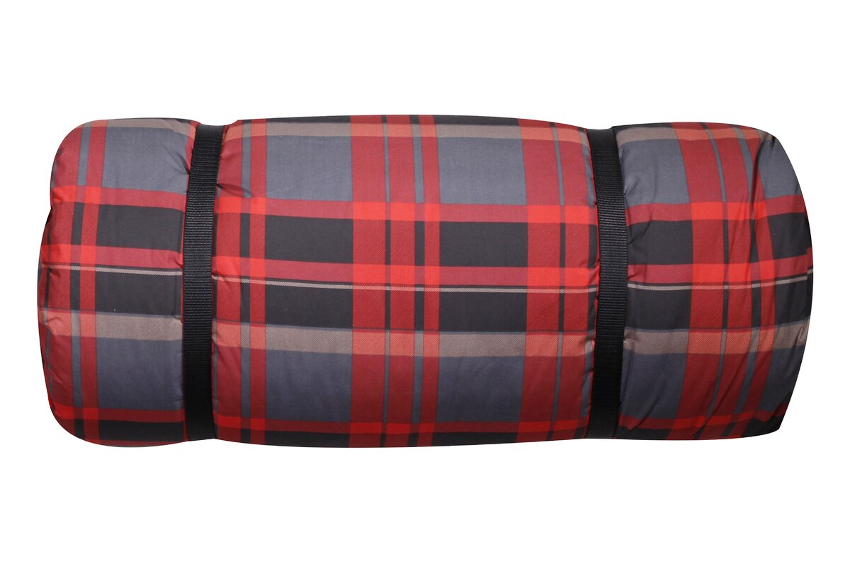 Adult Duvalay Lumberjack Sleeping Bag