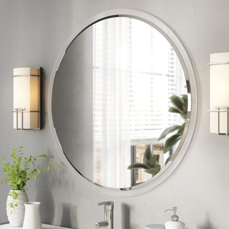 Enciso Wall Bathroom/Vanity Mirror