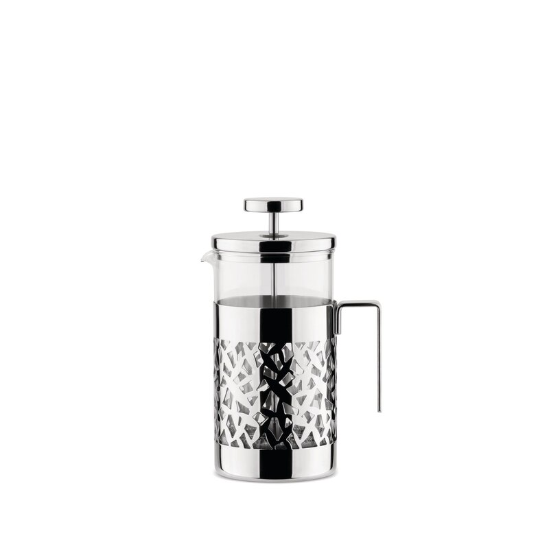 Alessi Marta Sansoni Cactus! Press Filter Coffee Maker or Infuser