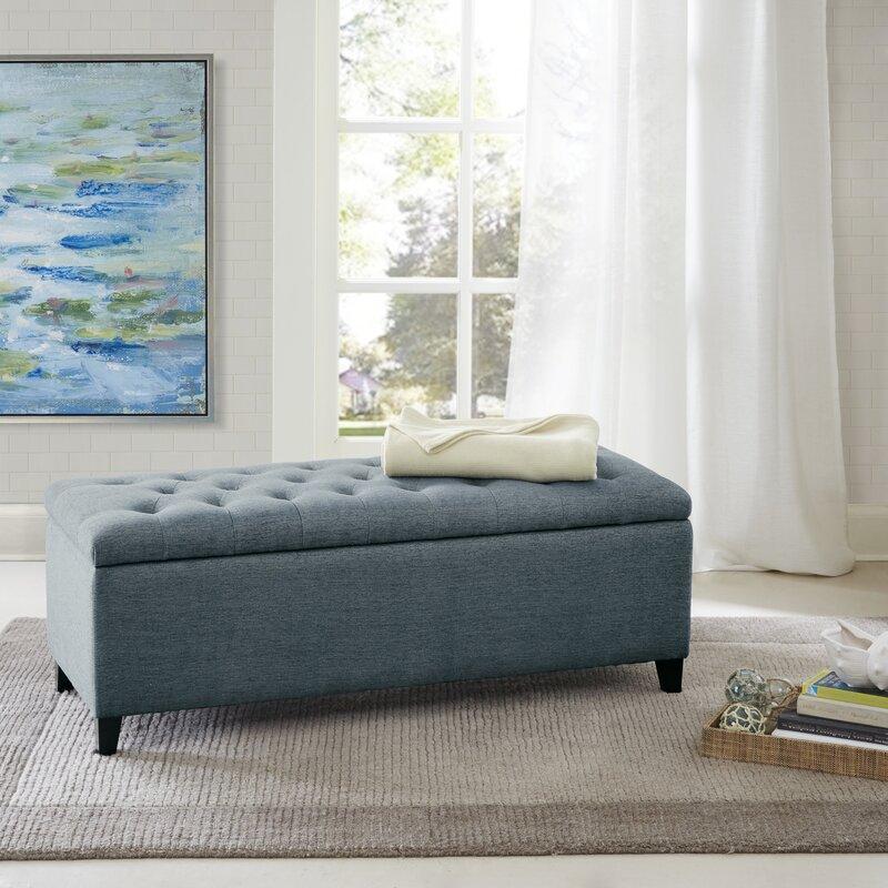 Holoman Upholstered Storage Bench