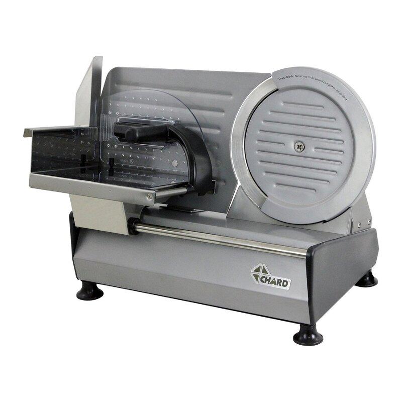 """8.6"""" 150W Food Slicer"""