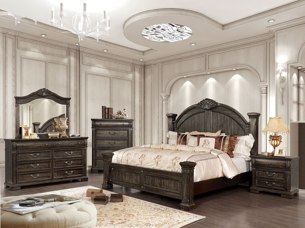 Bello Panel Configurable Bedroom Set