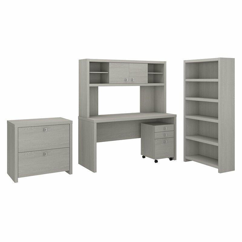 Echo 5 Piece Desk Set
