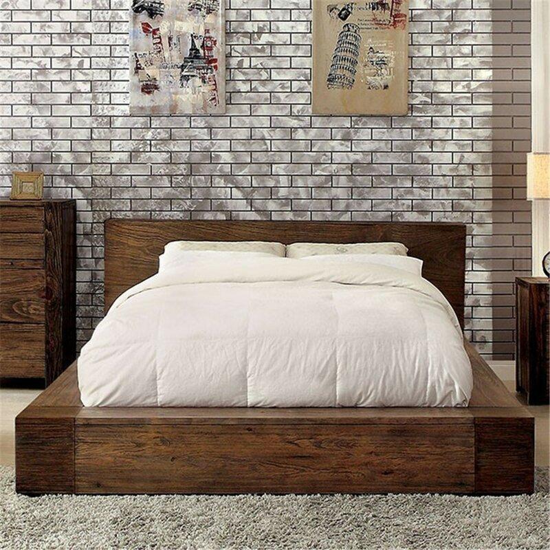 Blocher Platform Bed