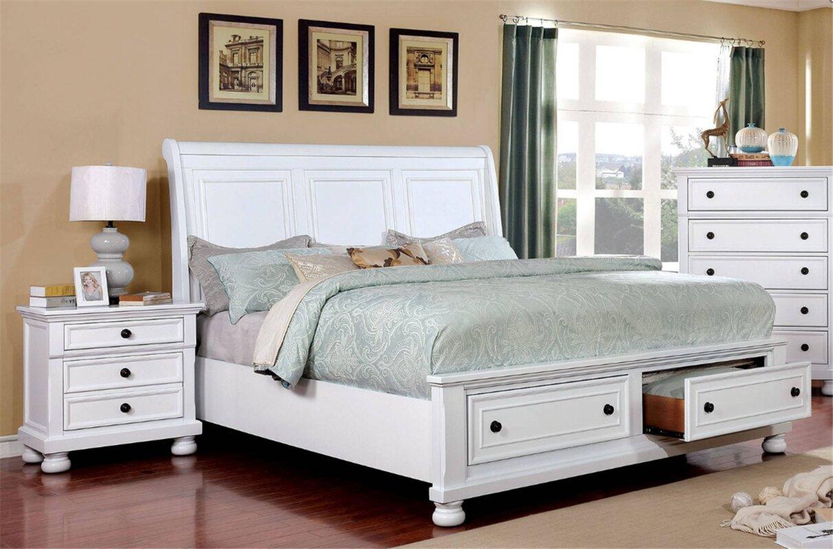 Bayhills Storage Panel Bed