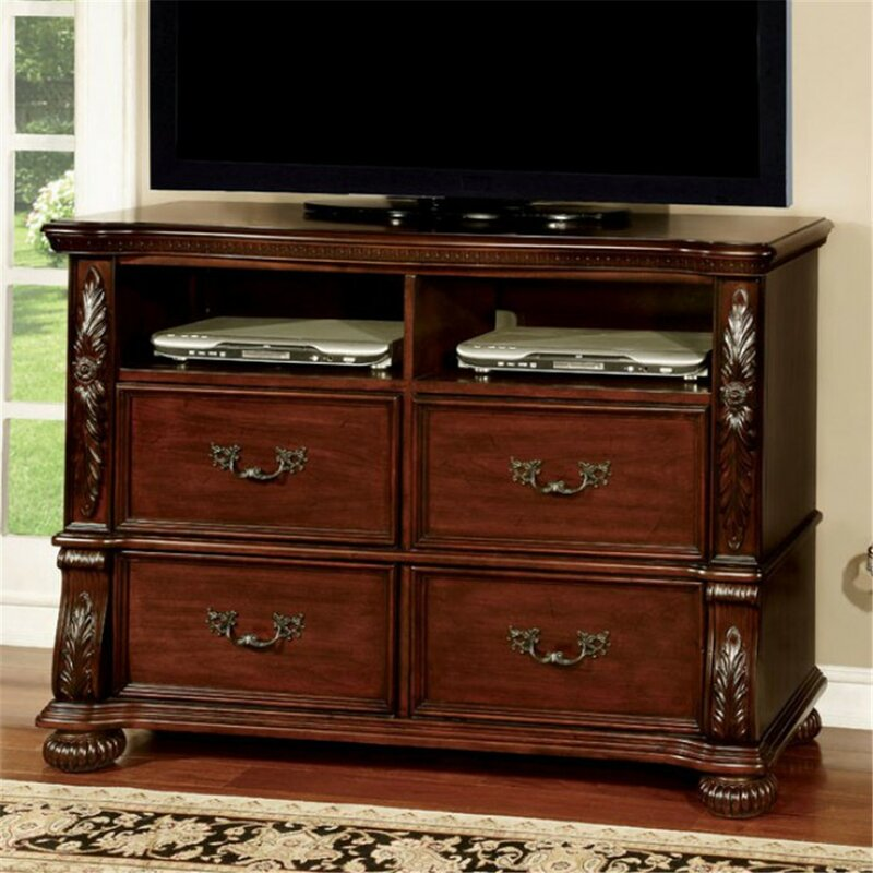 Claudia 4 Drawer Media Chest