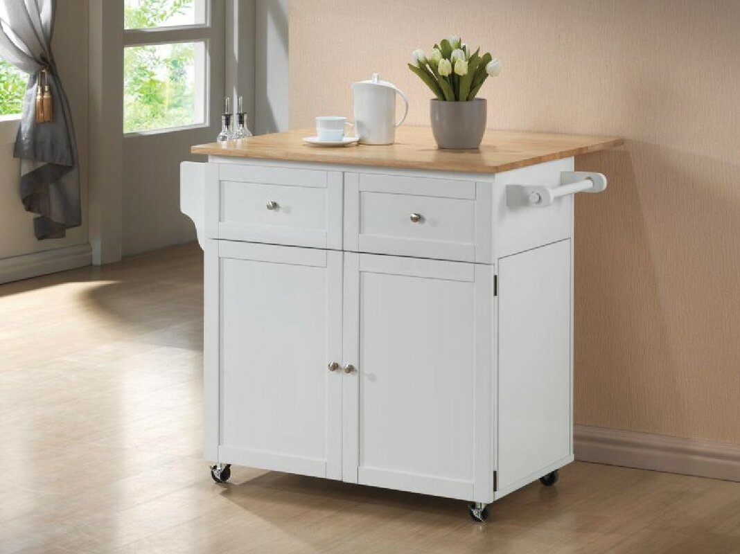 Miranda Zsoka Kitchen Cart