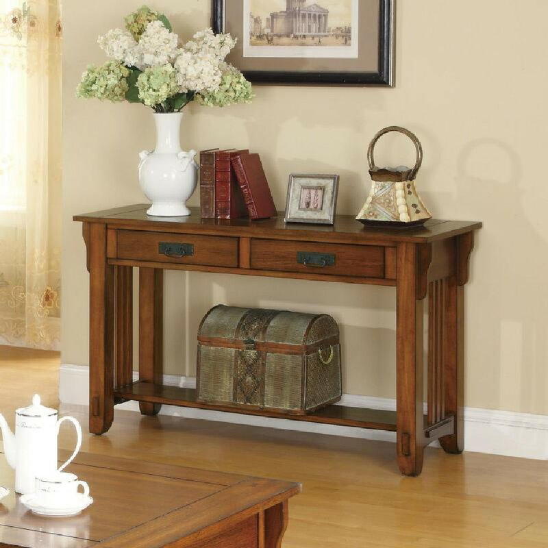 Rock Console Table