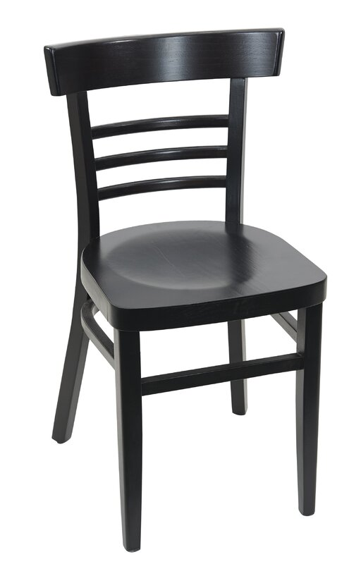 Giulia Solid Wood Dining Chair
