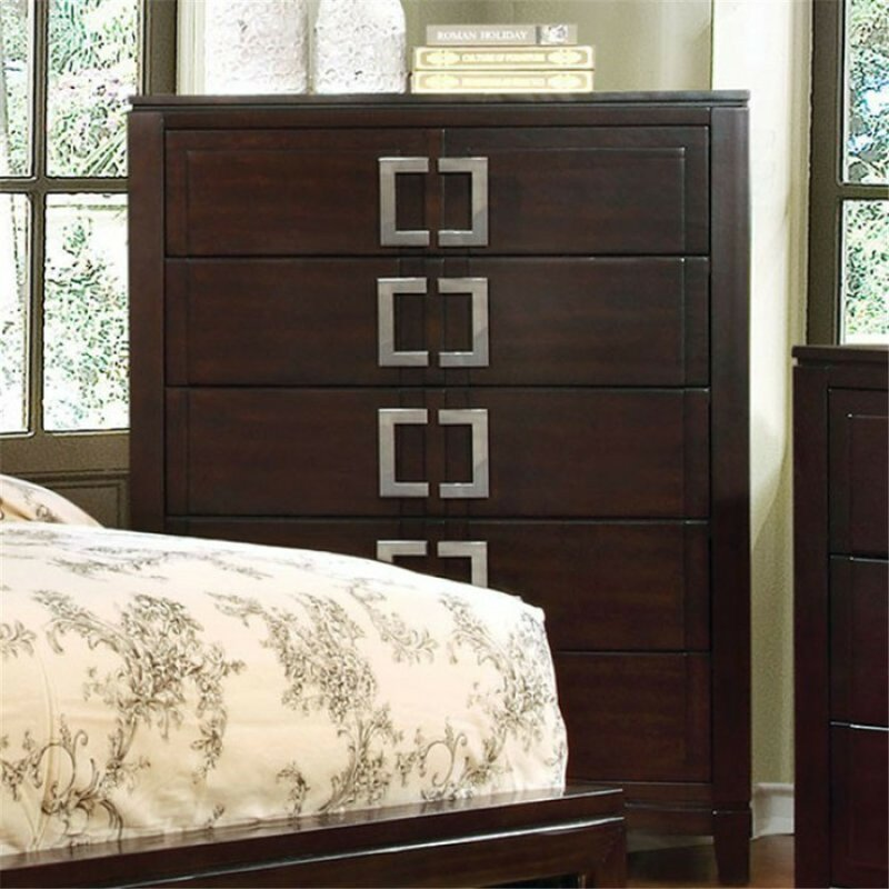 Lamontagne 5 Drawer Chest