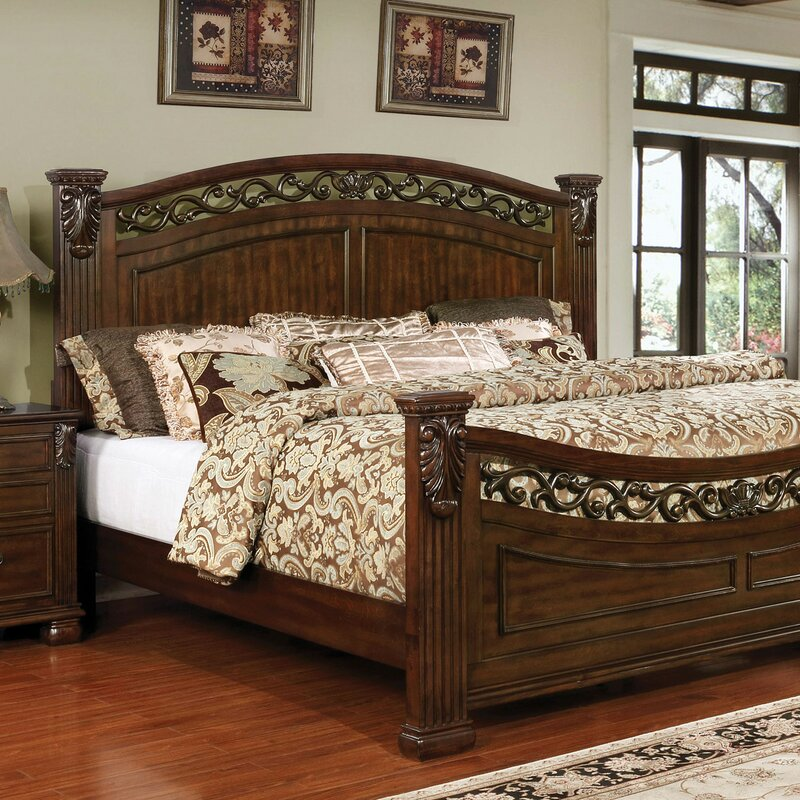 Paola Standard Bed