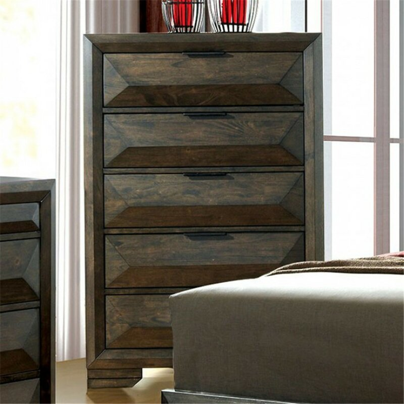Mitchell 5 Standard Dresser/Chest
