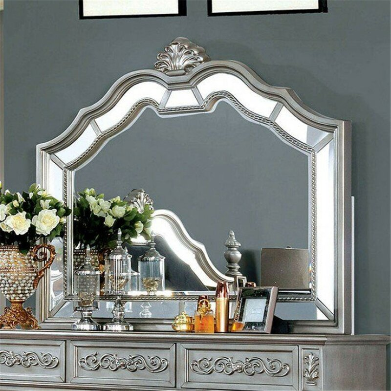 Terrence Arched Dresser Mirror