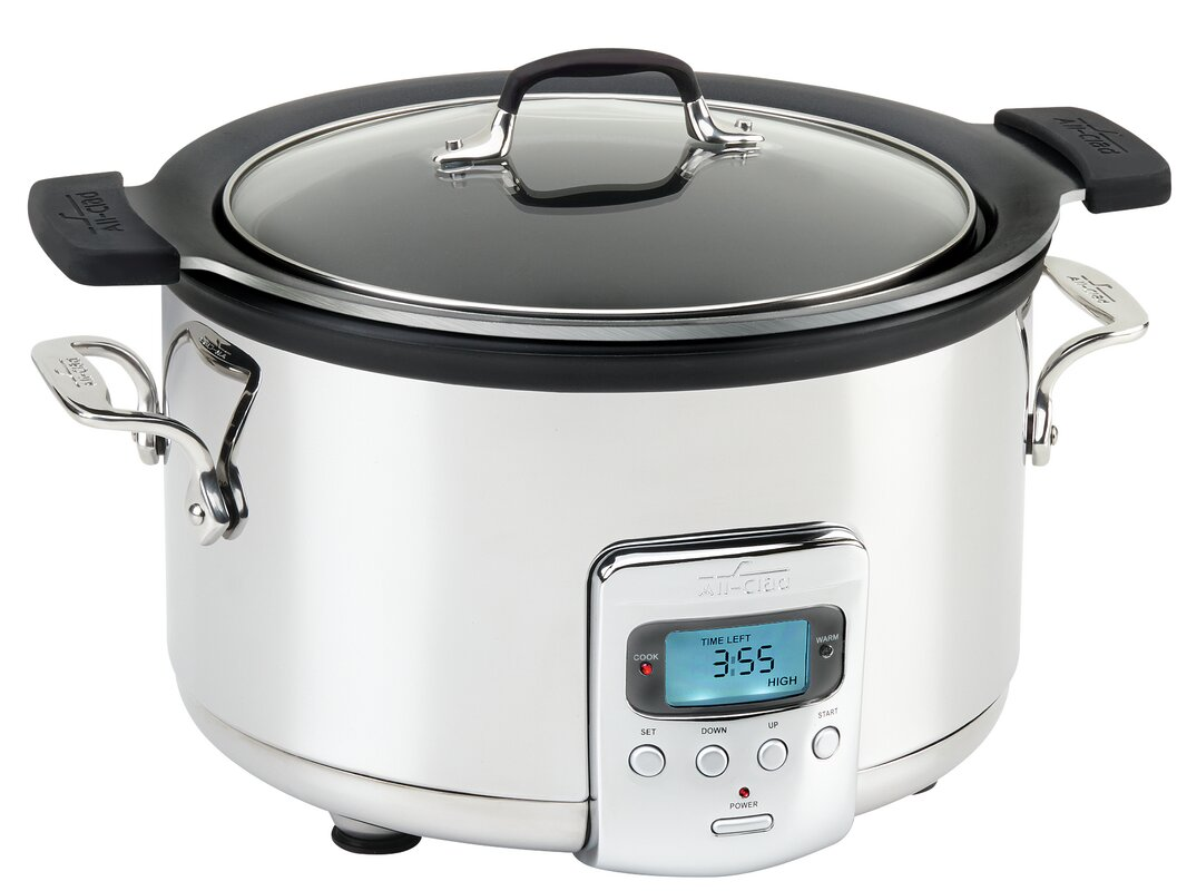 All-Clad 7 Qt. Slow Cooker