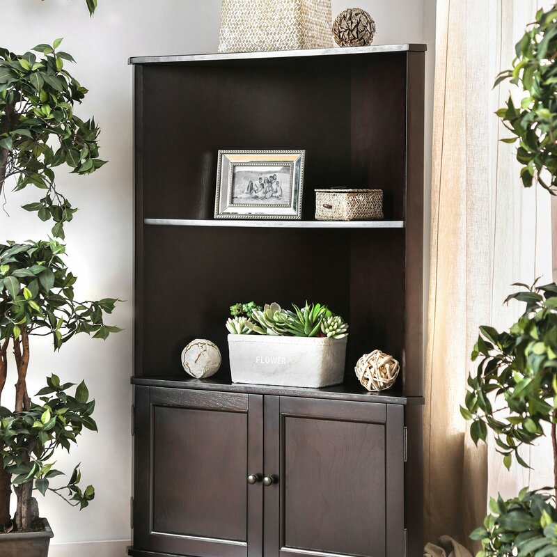 Harty Corner Bookcase
