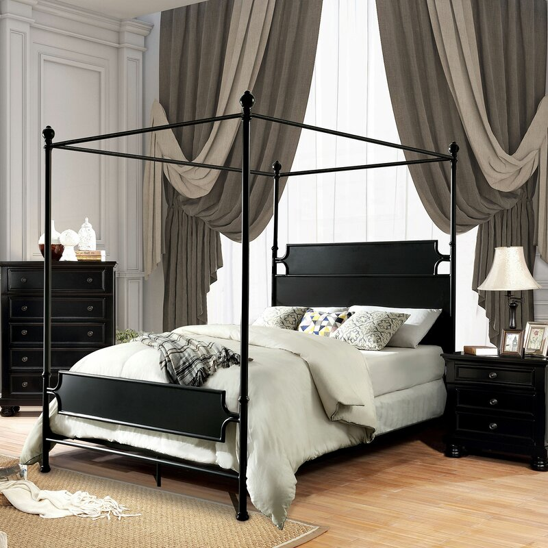 Mcrae Canopy Bed