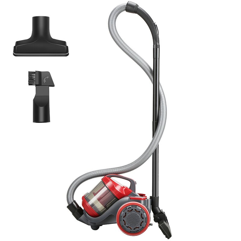 Langria Heavy Duty Canister Bagless Stick Vacuum