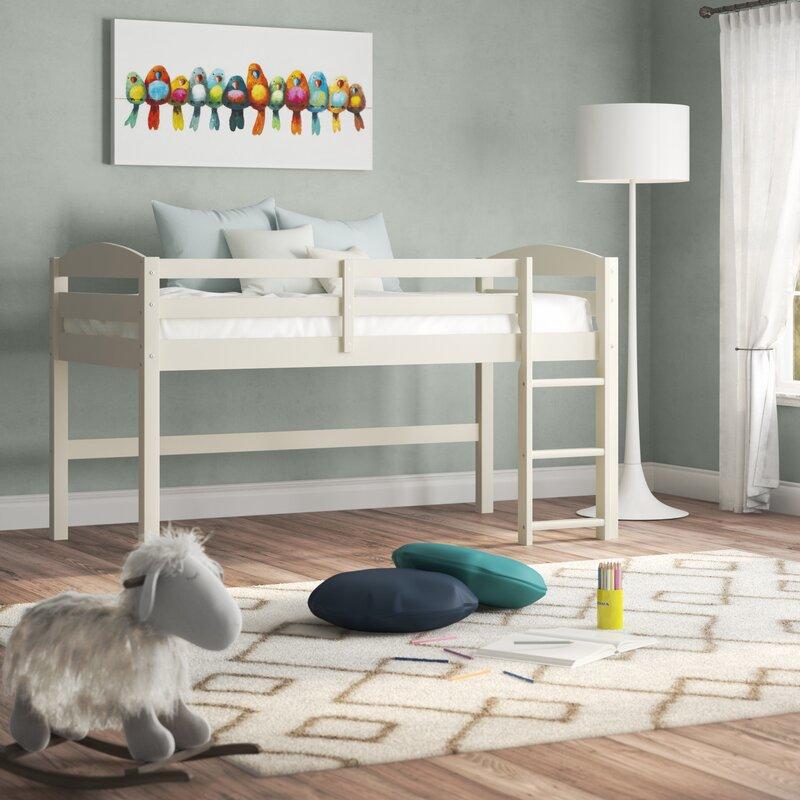 Dupuis Twin Low Loft Bed