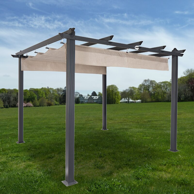 Coolaroo Constatine Pergola Replacement Canopy