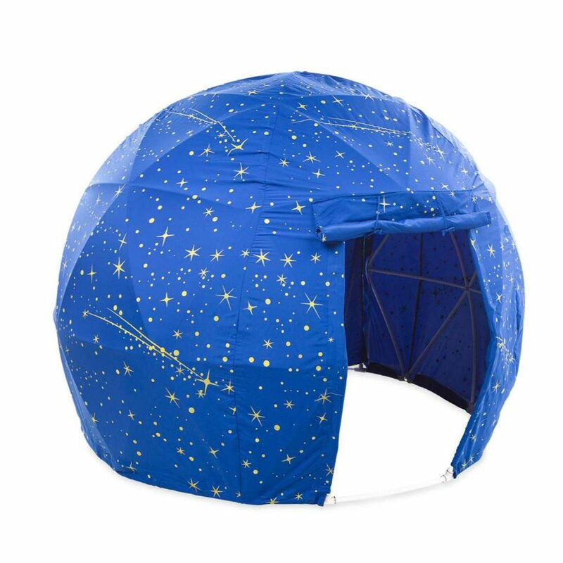 Glow-in-the-Dark Space Dome Play Tent