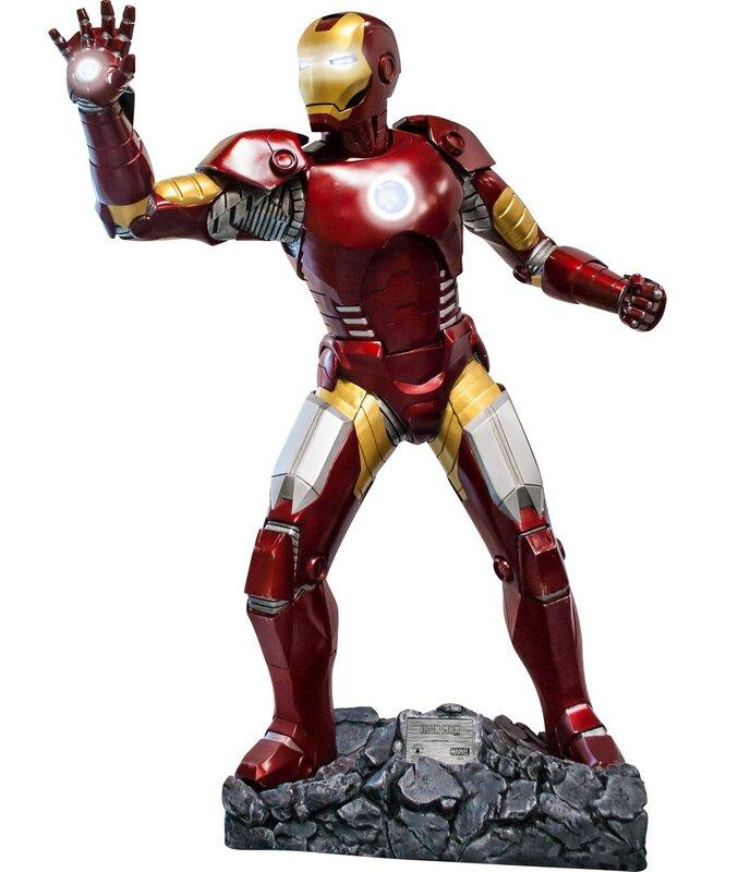 Iron Man Collectible Statue