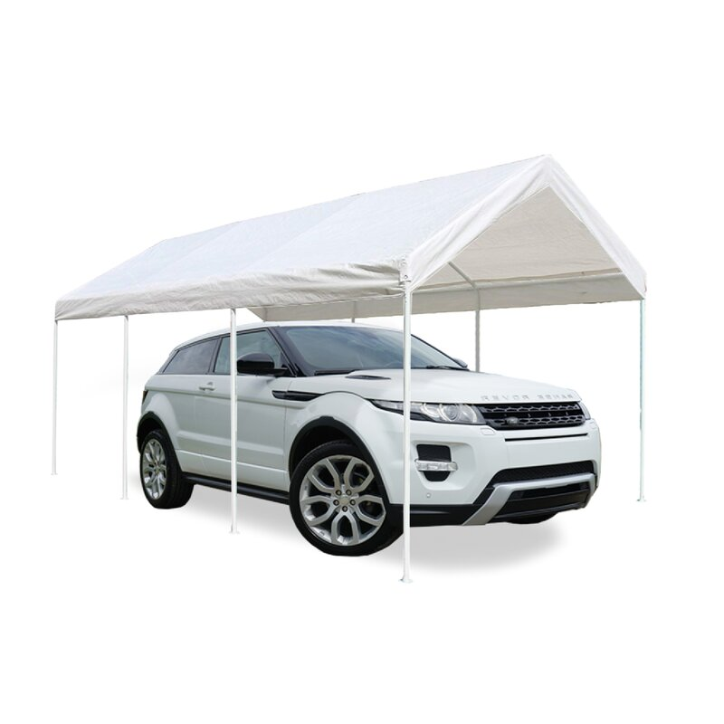 Heavy Duty 10 Ft. W x 20 Ft. D Canopy
