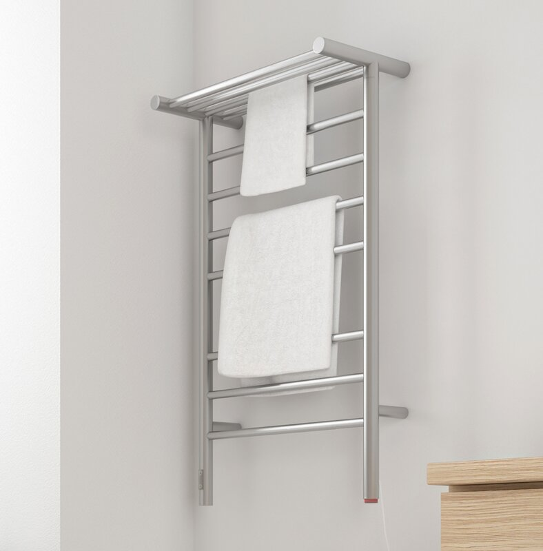 Liazzo Wall Mounted Electric Towel Warmer