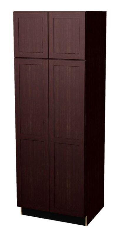 Platte Butt Doors Utility Pantry Cabinet