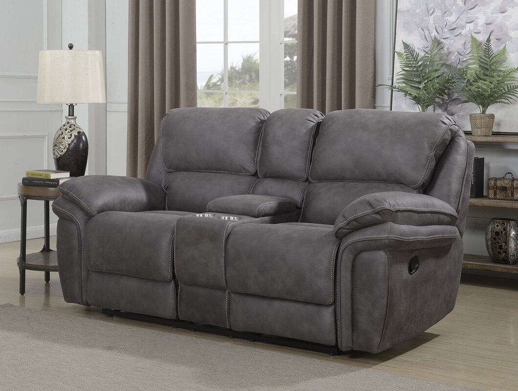 Cannaday Reclining Loveseat