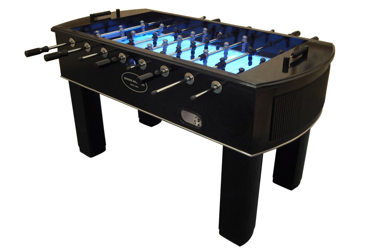 "Neon 55"" Foosball Table"
