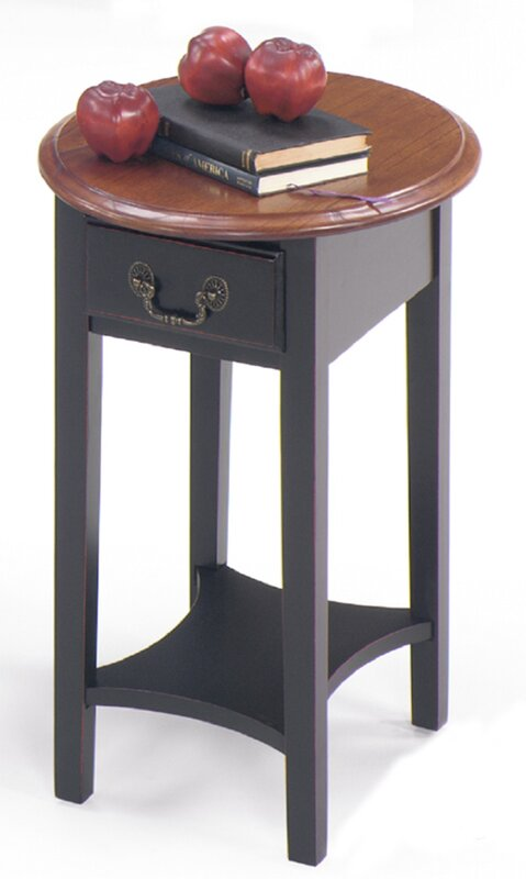 Revere End Table with Storage