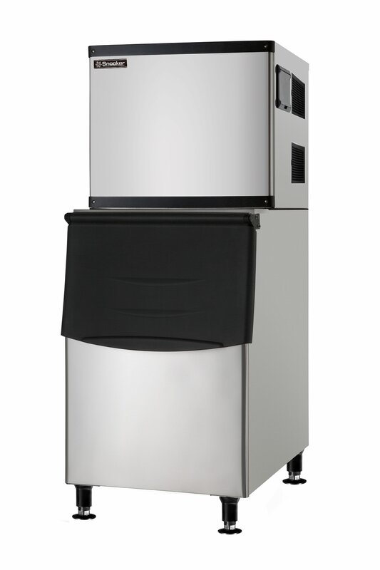 "Cube 22"" 350 lb. Daily Production Built-In Clear Ice Maker"