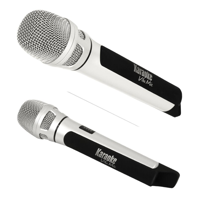 Bluetooth Karaoke Microphone Speaker System