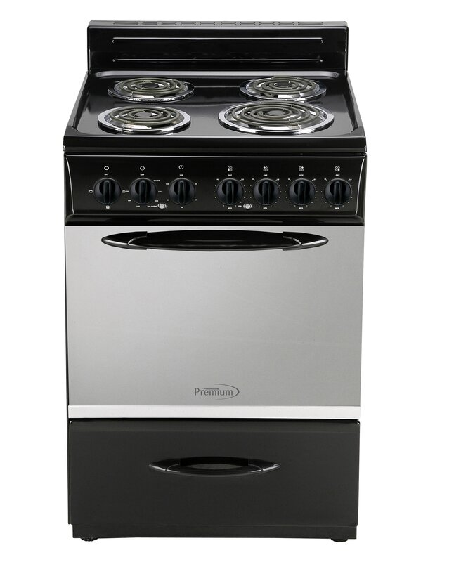 "23"" 2.9 cu ft. Freestanding Electric Range"