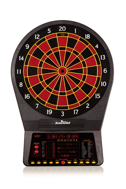 Cricket Pro 800 Electronic Dart Board