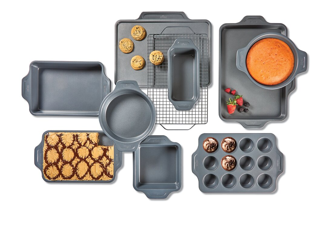 All-Clad Pro-Release 10 Piece Non-Stick Bakeware Set
