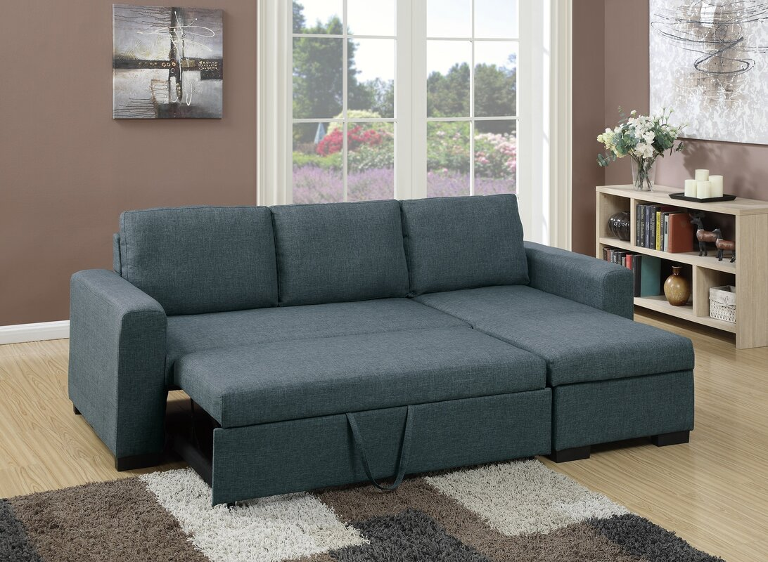 Amanda Right Hand Facing Sleeper Sectional