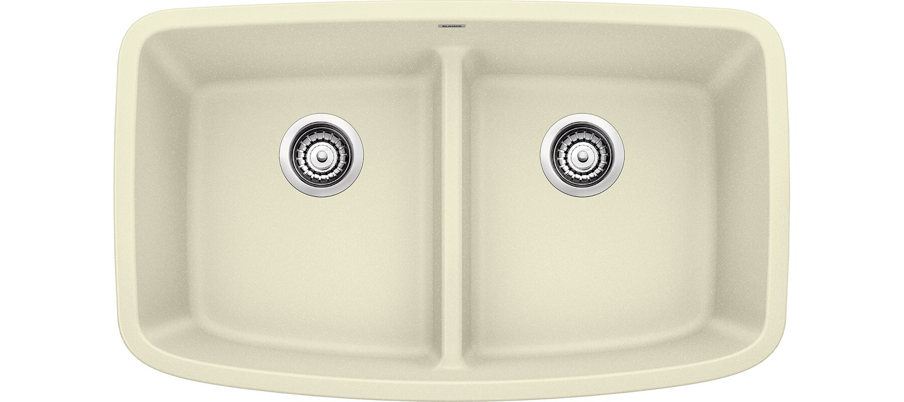 "Valea 32"" L  x  19"" W Double Basin Undermount Kitchen Sink"