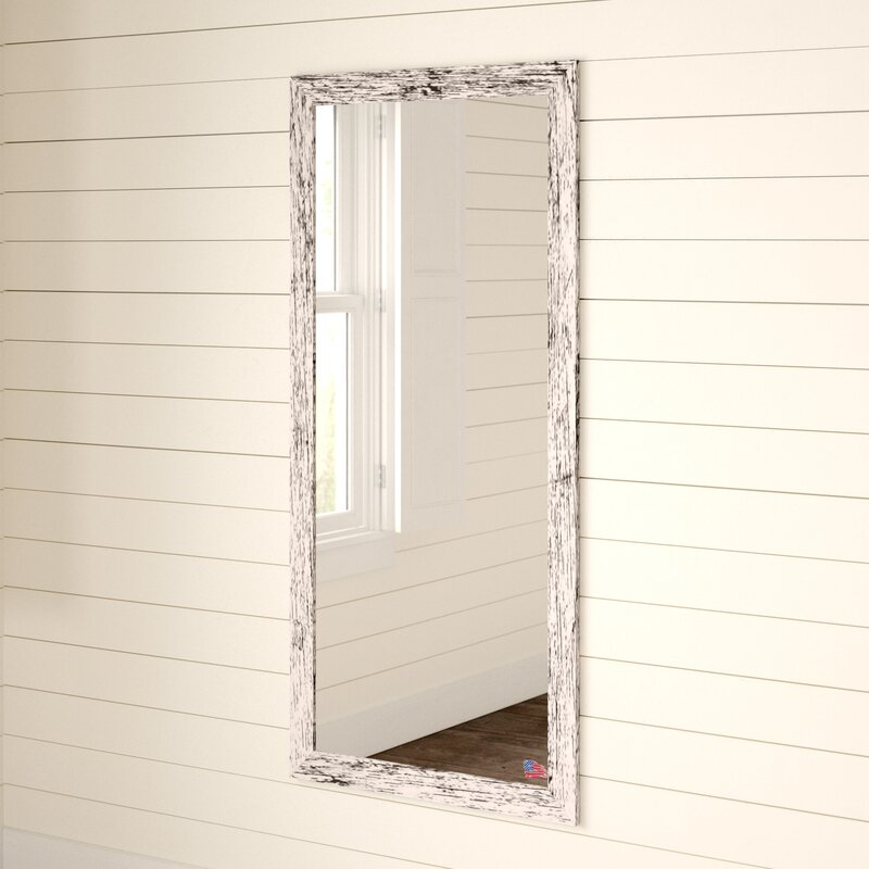 Handcrafted Traditional Full-Length Mirror