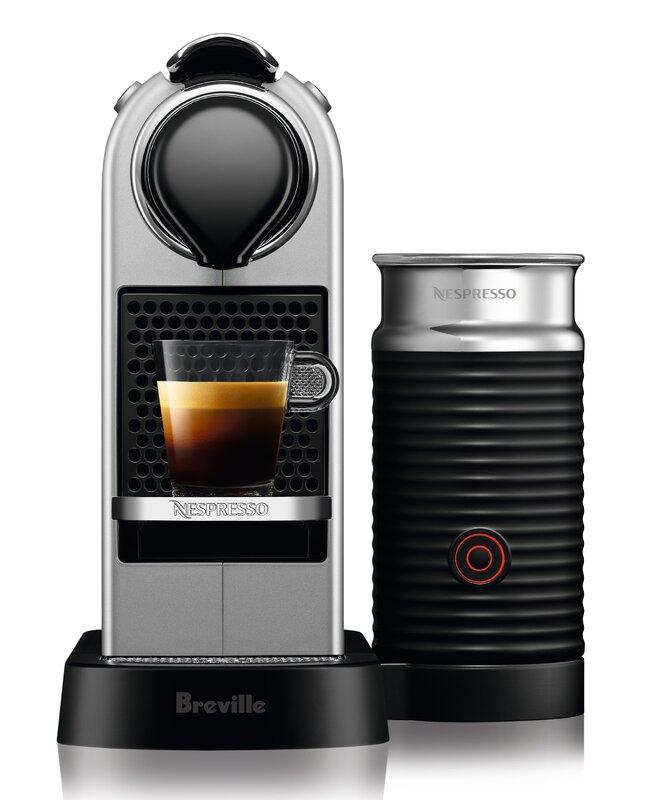 Nespresso Espresso Machine Bundle by Breville